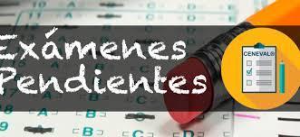 CALENDARIO DE PENDIENTES