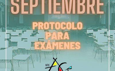 EXÁMENES EXTRAORDINARIOS