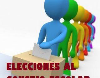 SUSPENSIÓN ELECCIONES AL CONSEJO ESCOLAR